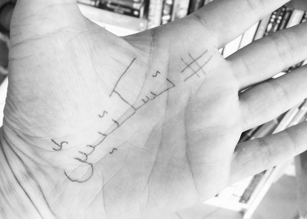 tuskuteesh-on-my-hand